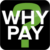 WHYPAY logo F